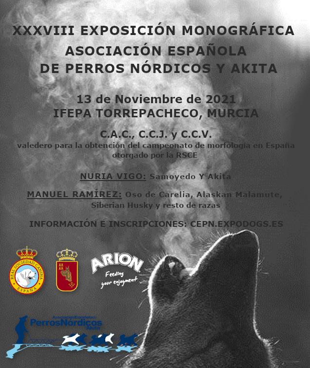 MONOGRAFICOA DE ESPAÑA CLUB AKITA Y PERROS NORDICOS